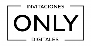 Logo Only invitaciones